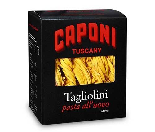 Caponi pasta