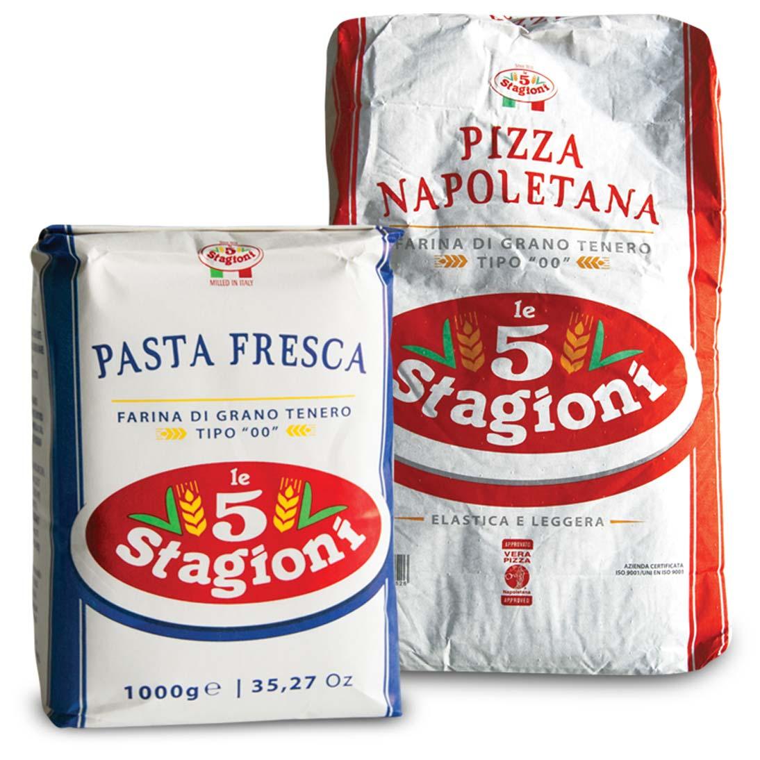 Le 5 Stagioni Pizza & Pasta Flour