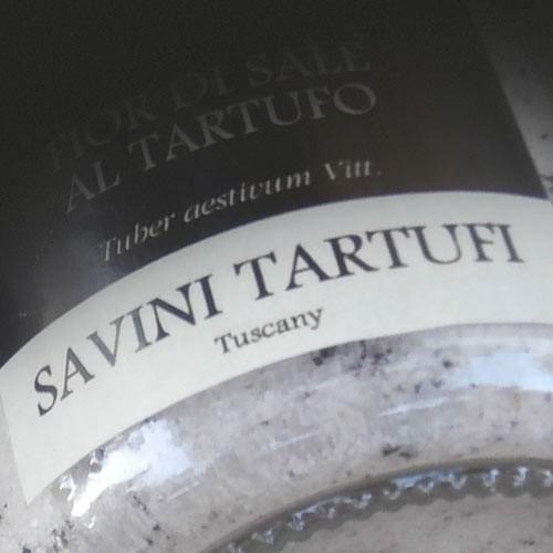 Savini Tartufi Truffle Products