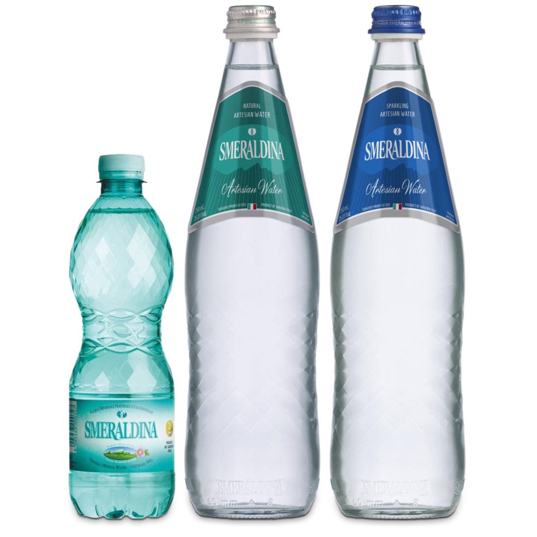 Smeraldina artesian water